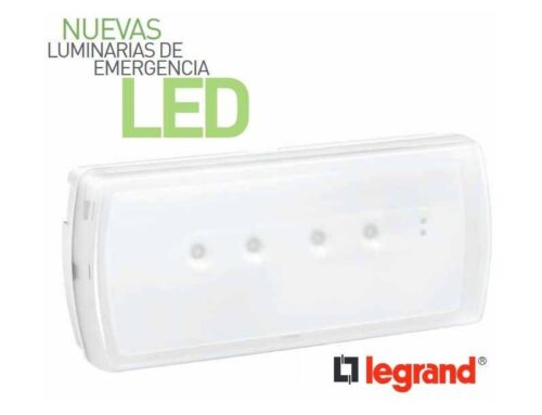 URA21 LED PLUS DE LEGRAND – EVOLUCIÓN NATURAL