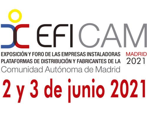 EFICAM CELEBRARÁ SU QUINTA EDICIÓN LOS DÍAS 2 Y 3 DE JUNIO DE 2021