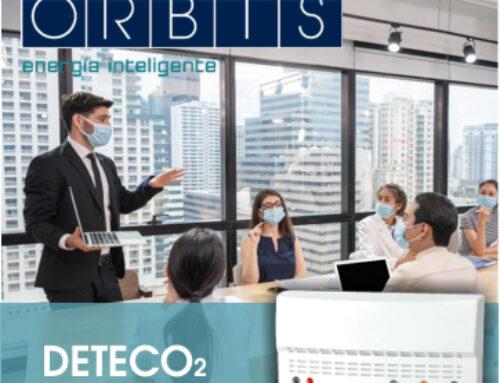 DETECO2: EL NUEVO DETECTOR DE CO2 DE ORBIS